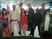 Celebrity Cut Outs